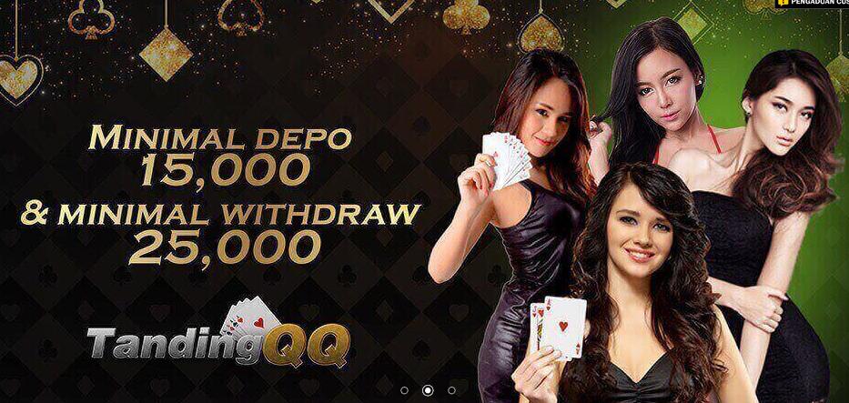 Tandingqq.com: Situs Domino QQ Poker Terbaik Proses Transaksi Cepat Dilakukan