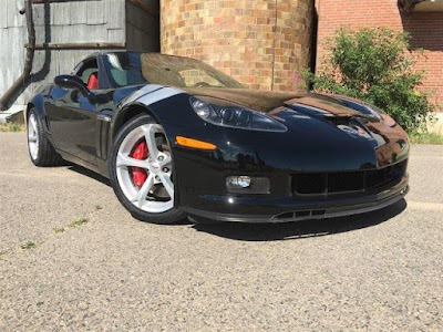 2013 Chevy Corvette at Purifoy Chevrolet in Fort Lupton