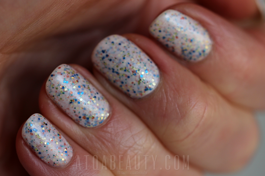 My Secret • Cofetti Nail Polish • 176 Confetti Game