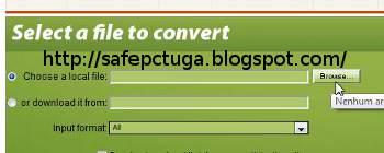 converter ppt PowerPoint em PDF