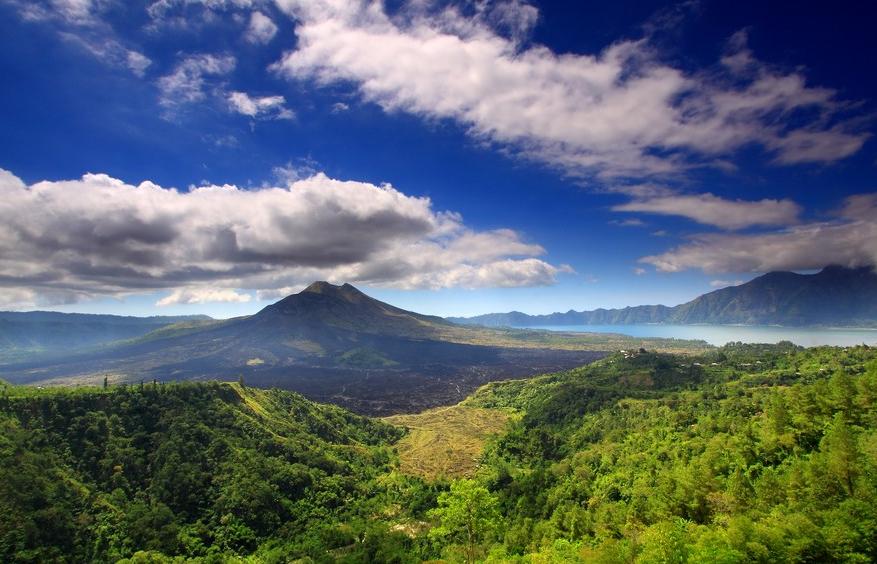 Objek Wisata Gunung Batur Bangli Bali