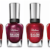 Get Red-dy For The Holidays with Sally Hansen