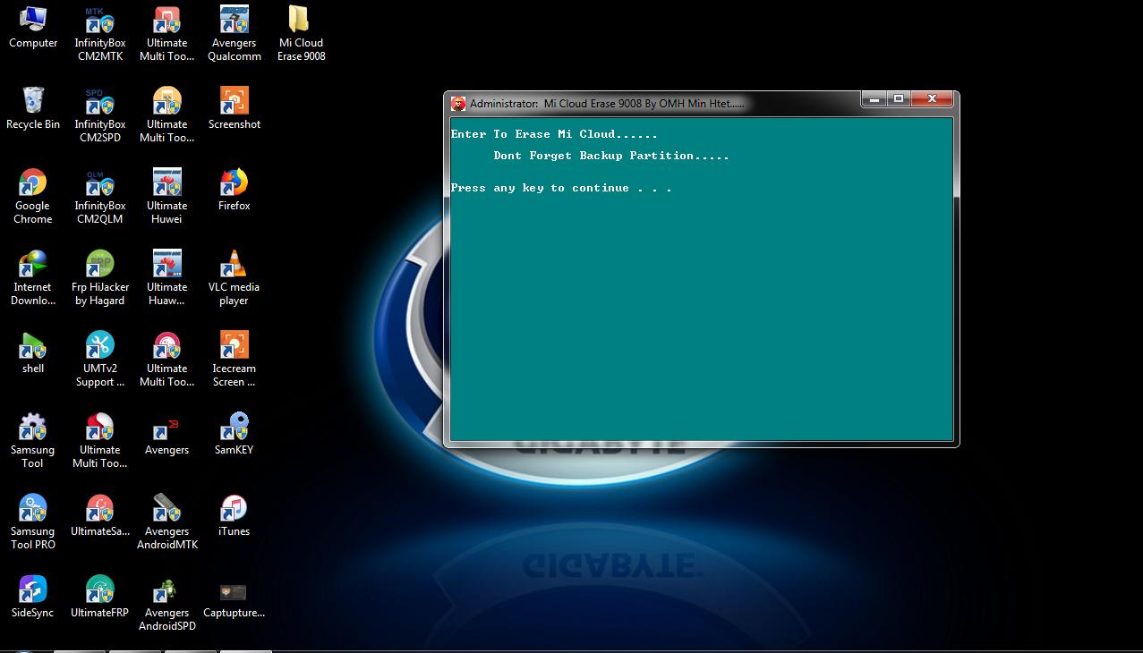 Need Firmware File: MI ACCOUNT REMOVE TOOL ERASE 9008 100