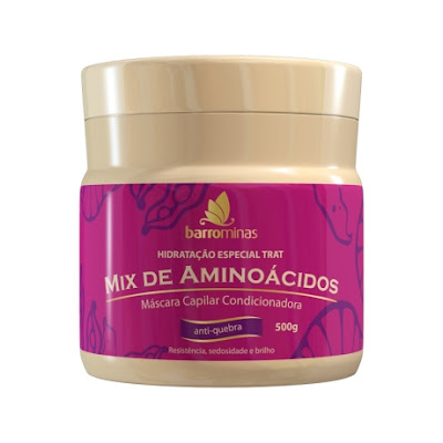 mascara mix de aminoacidos barrominas