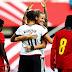 Em amistoso preparatório para o Rio 2016, seleção feminina enfia 11 a 0 em Gana