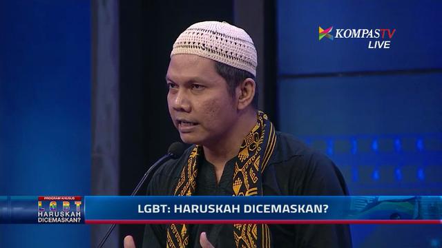 Hartoyo LGBT: Ngajari Orang Sunda Ngaji Sama dengan Ngajari Anjing Menggonggong