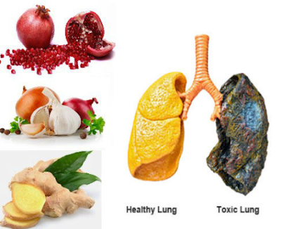 Top 11 Foods That Will Help You Cleanse Your Lungs