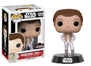 Pop!: Hoth Princess Leia