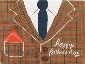 Happy Father's Day Card from Rifle Paper Co.