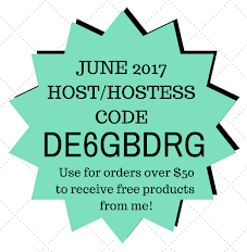 Host/Hostess Code for June