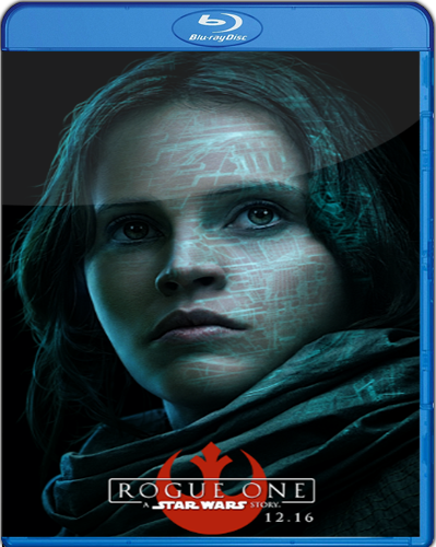 Rogue One: A Star Wars Story [2016] [BD25] [Latino] [Movie + Bonus] [Corregido]