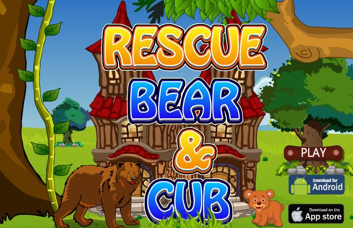 Play Games2Jolly Rescue Bear a…