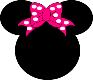 Minnie mouse con lazo rosa