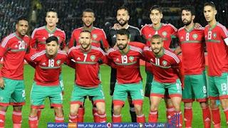 مباراه المغرب وصربيا اليوم 23-3-2018