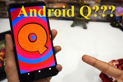 Android Q? Inilah Daftar Kandidat Nama Untuk Android Q