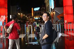 Liburan ke Trans Studio Bandung Mall Bareng 100 Blogger Indonesia