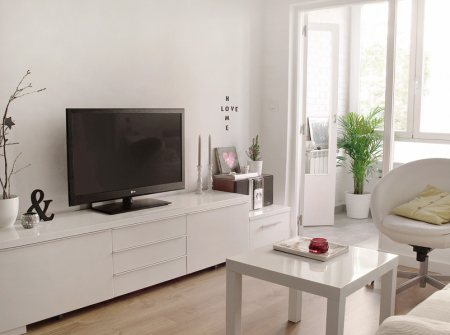 Amenajare cu mici accente pastelate jurnal de design interior for Ikea decoracion de interiores