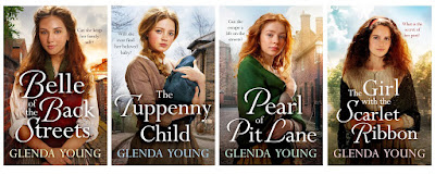 Books by Glenda Young - click on the picture below to find out more