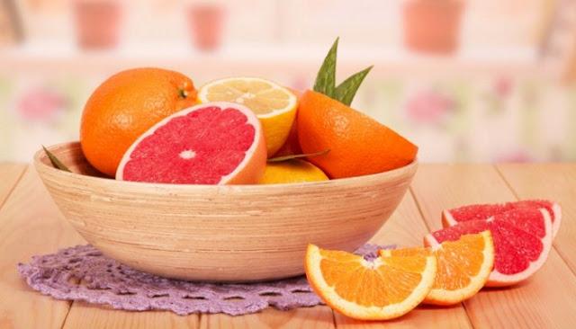 Berikut Ini Enam Manfaat Kesehatan Konsumsi Buah-Buahan Citrus Setiap Hari