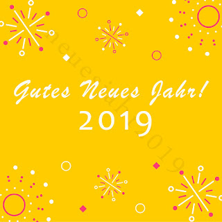 gutes neues jahr 2019