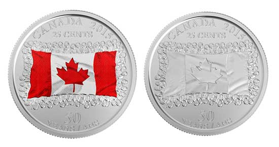 Canadian Coin Collection 2013 100th Anniversary Of The Canadian Arctic Expedition