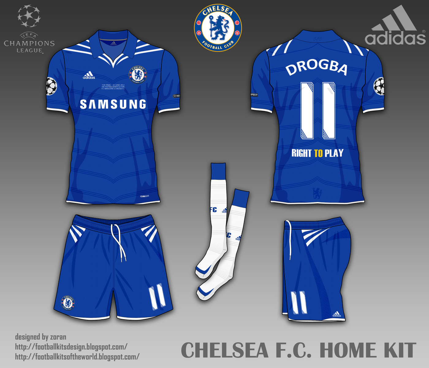3271e698d8e Chelsea FC Pictures And Videos  football kits design  Chelsea ...