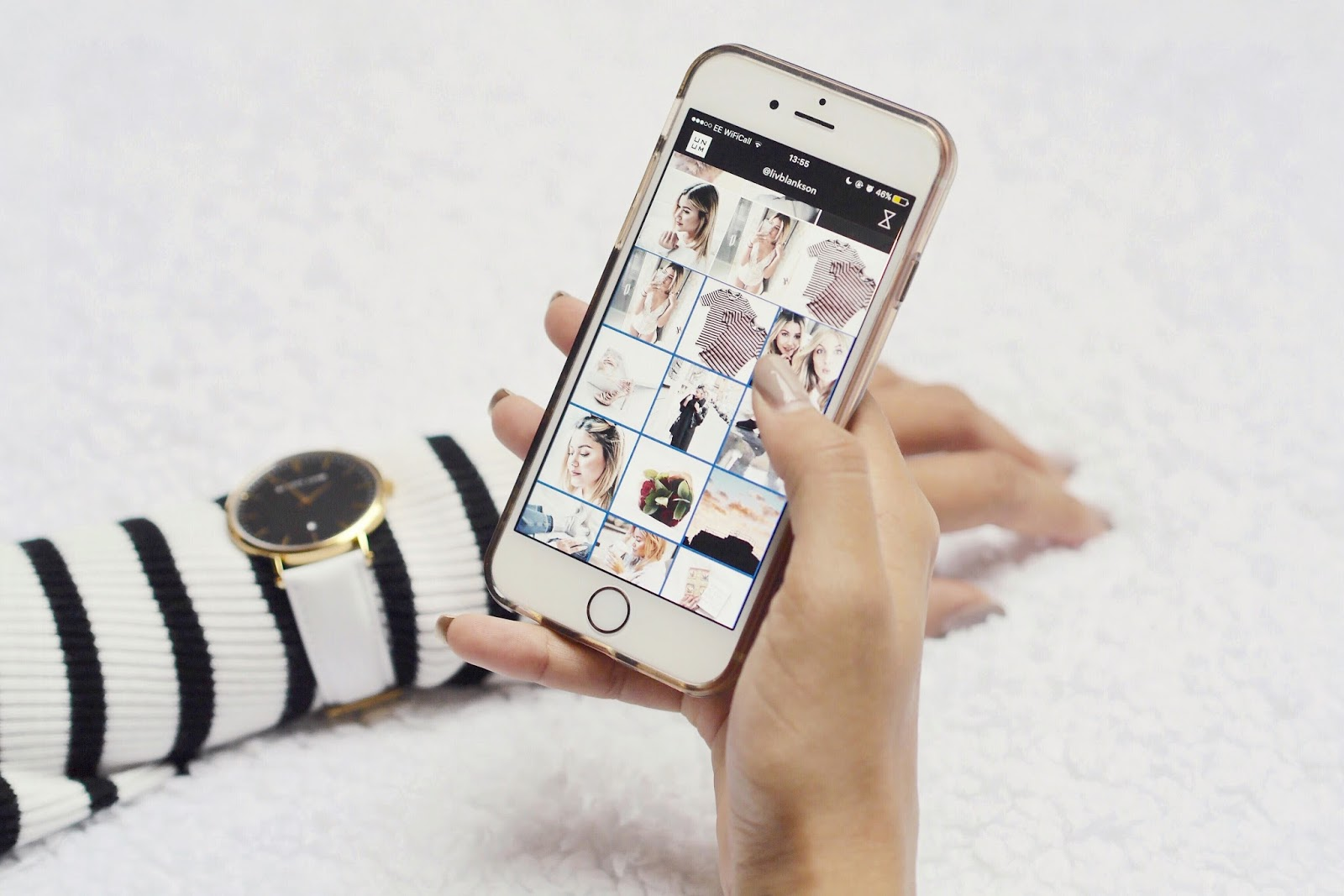 Easy Ways To Improve Your Instagram // The Must-Have App