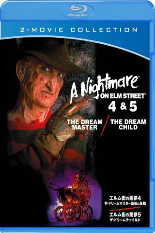 A Nightmare on Elm Street 4 & 5 [1988 – 1989] [BD25] [Latino]