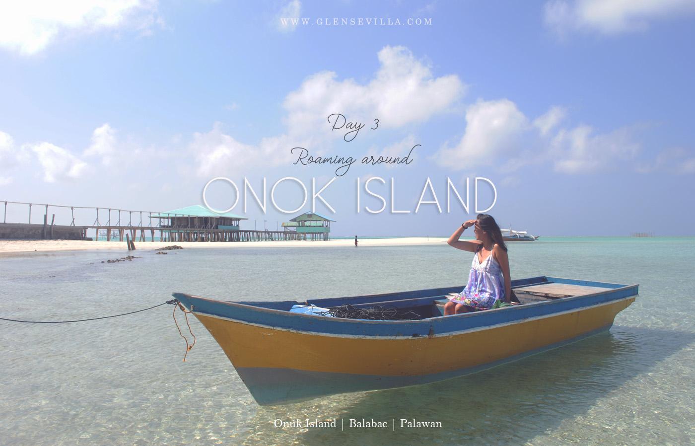 OnukOnok Island; Balabac; Palawan; Soloista