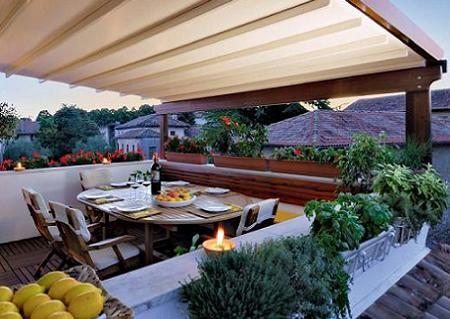 Espacio al aire libre for Jardin jardin al aire libre