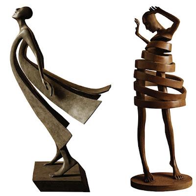 Escultura con emociones