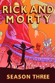 Rick and Morty Temporada 3 1080p Latino