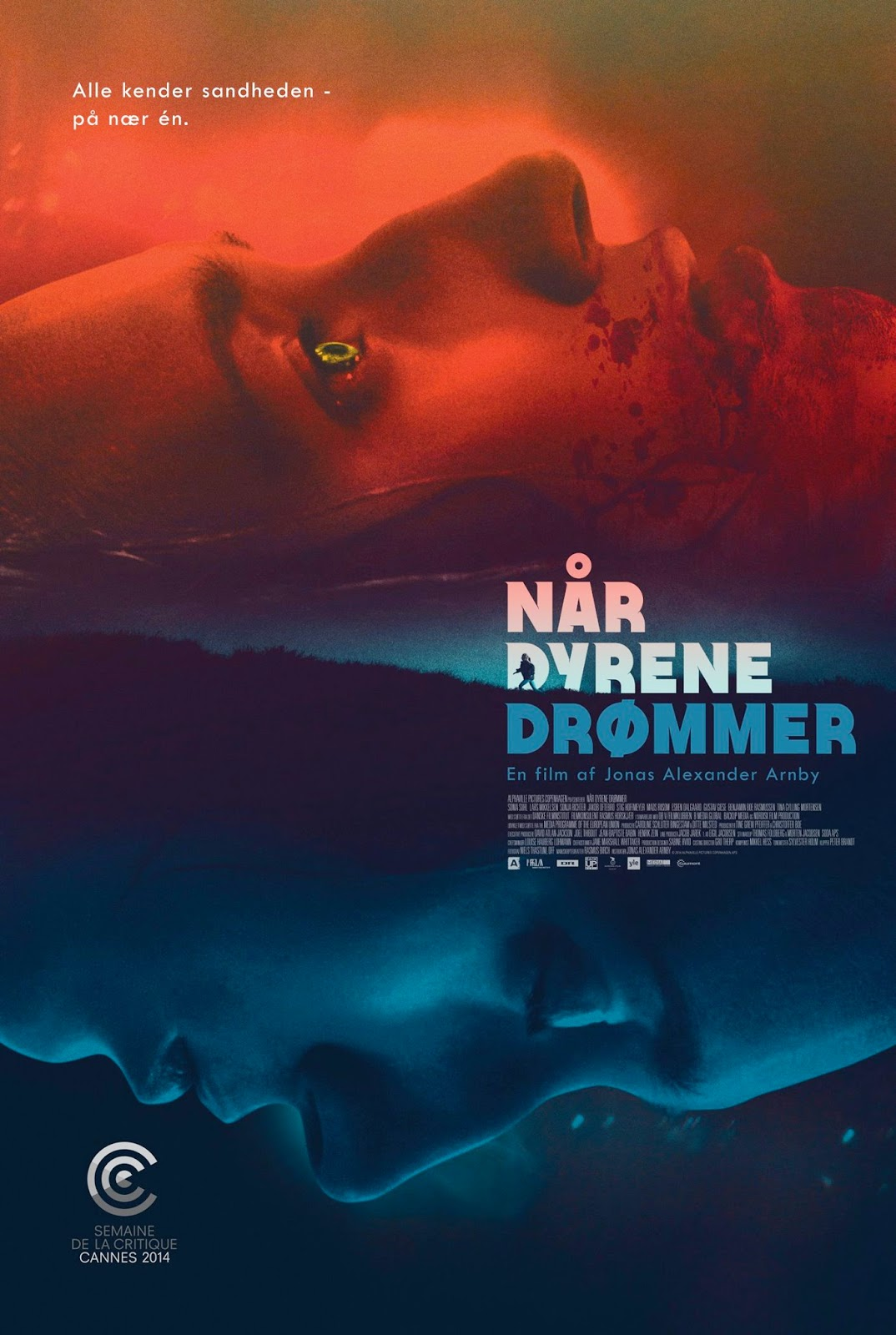 When Animals Dream / Nar Dyrene Drommer (2014) DVDRip ταινιες online seires oipeirates greek subs