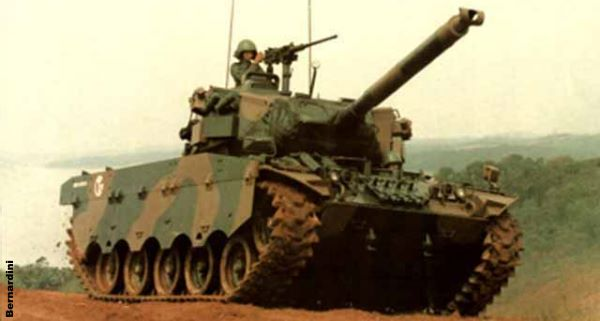 M-41C Carro de combate médio (General Motors)