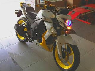 Gambar Modifikasi Motor Yamaha Byson Terbaru Indolahcom