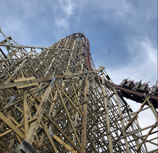Cedar Point's Big Steel Vengeance Having Small Troubles?