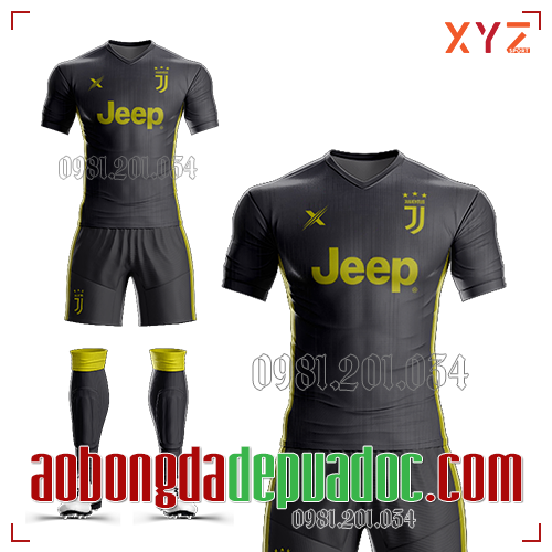 Áo Juventus 2019 Sân Khách Mẫu 2