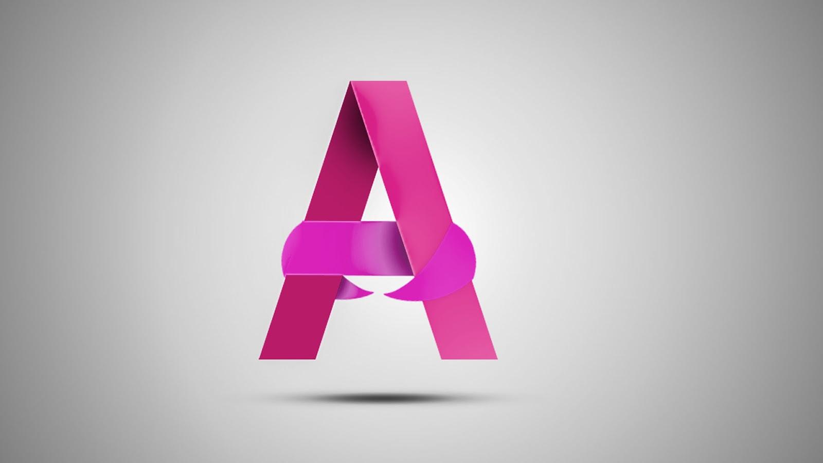 Photoshop logo design tutorial vaxdan for Design lago