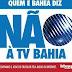 "BAHIA / Sobre o escudo ""fake"" do Bahia na tevê"