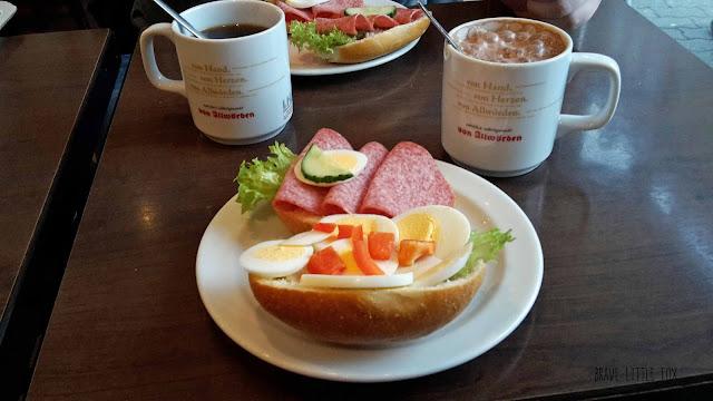 Frühstück von Allwörden Flensburg