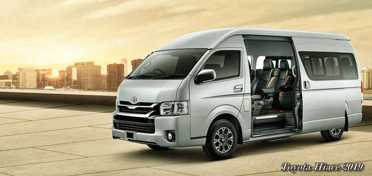 2019 Toyota Hiace Review, Price, Specs & Concept