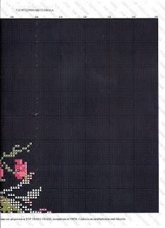 """Скачать схему вышивки Rogoblen 7.32 """"Floral Splendour"""""""