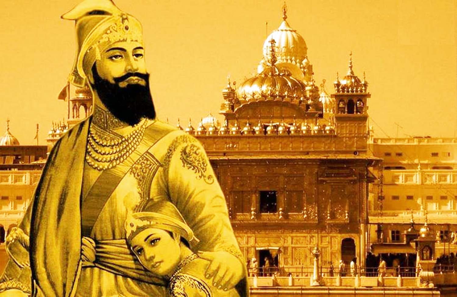 guru gobind singh ji wallpapers free download