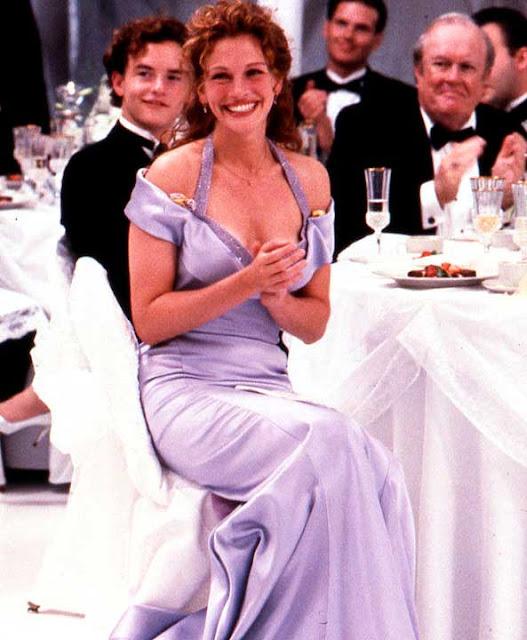 vestido lilás o casamento do meu melhor amigo