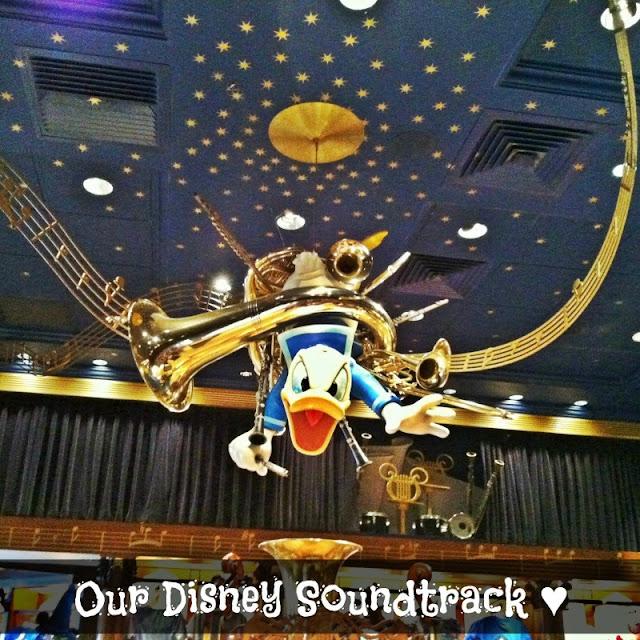 Our Disney Soundtrack ♥
