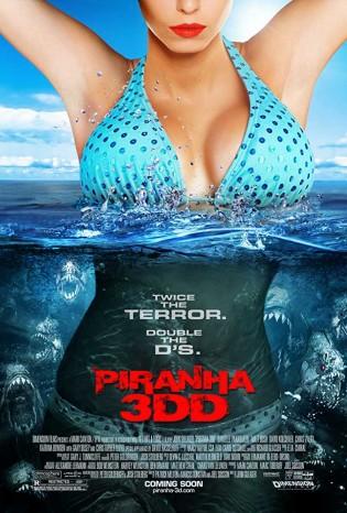 Piranha 3DD 2012 Dual Audio ORG DD 5.1ch 720p BRRip 726Mb x264