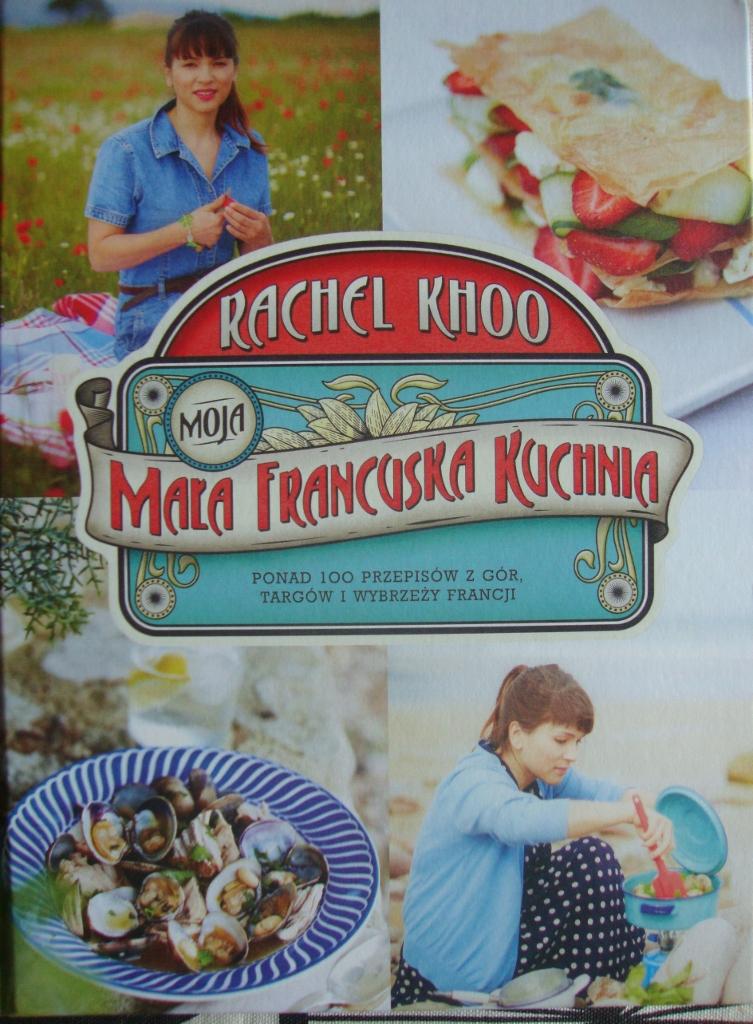 Kucharnia Rachel Khoo Moja Mała Francuska Kuchnia