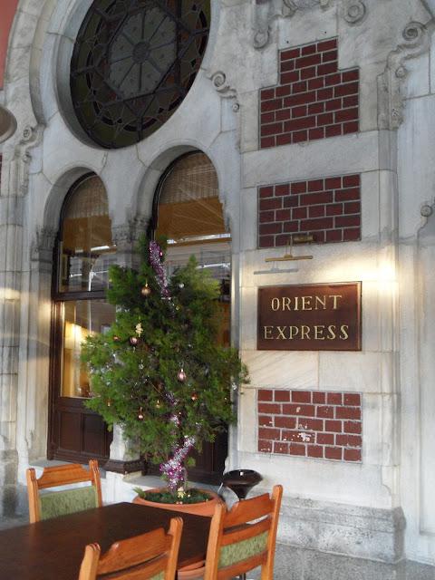 CRIME NO EXPRESSO DO ORIENTE - CAP III: Mistério resolvido