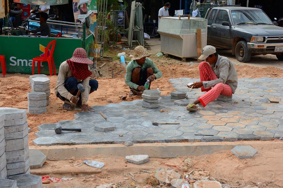 Życie codzienne w Kambodży