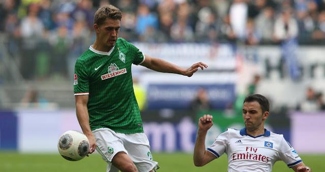 Hamburg vs Werder Bremen